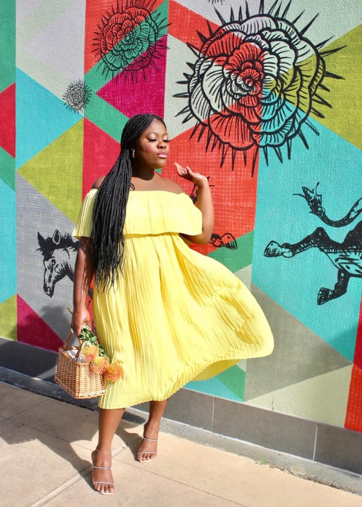 Amazon Must Have Spring Dresses - Yellow dress