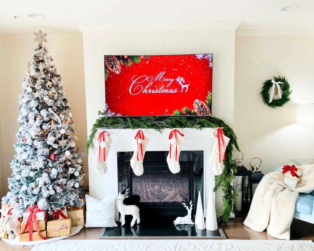 My Home This Christmas