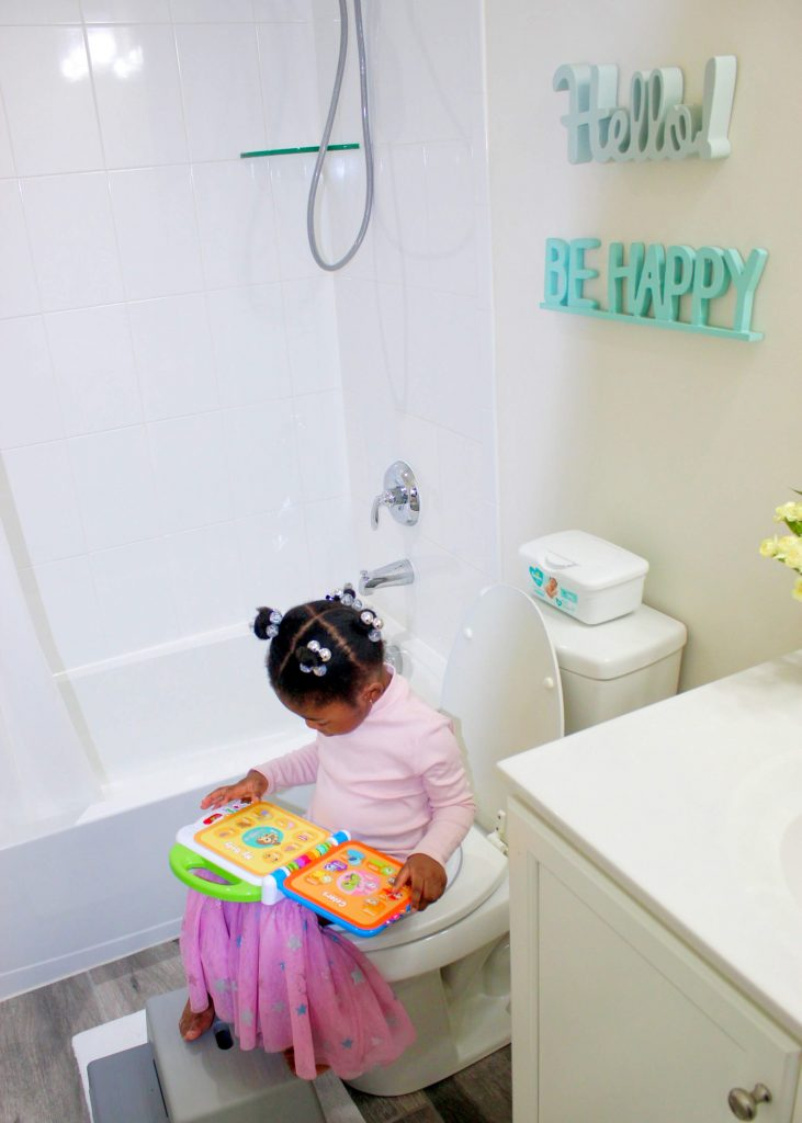Potty Training Essentials For Toddler  Girls