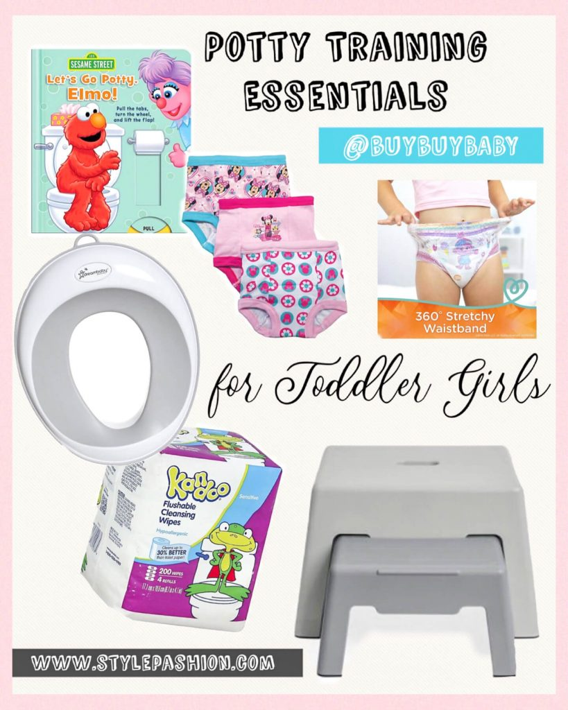 Potty Training Essentials for Toddlers